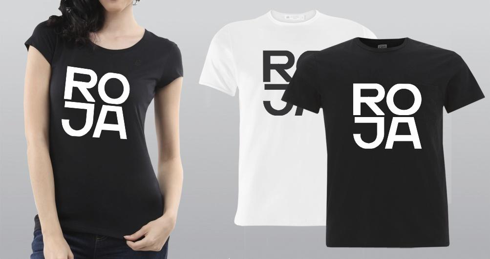 T krekls Roja, T kreklu apdruka Rīgā