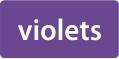 Violeta zīmogu tinte